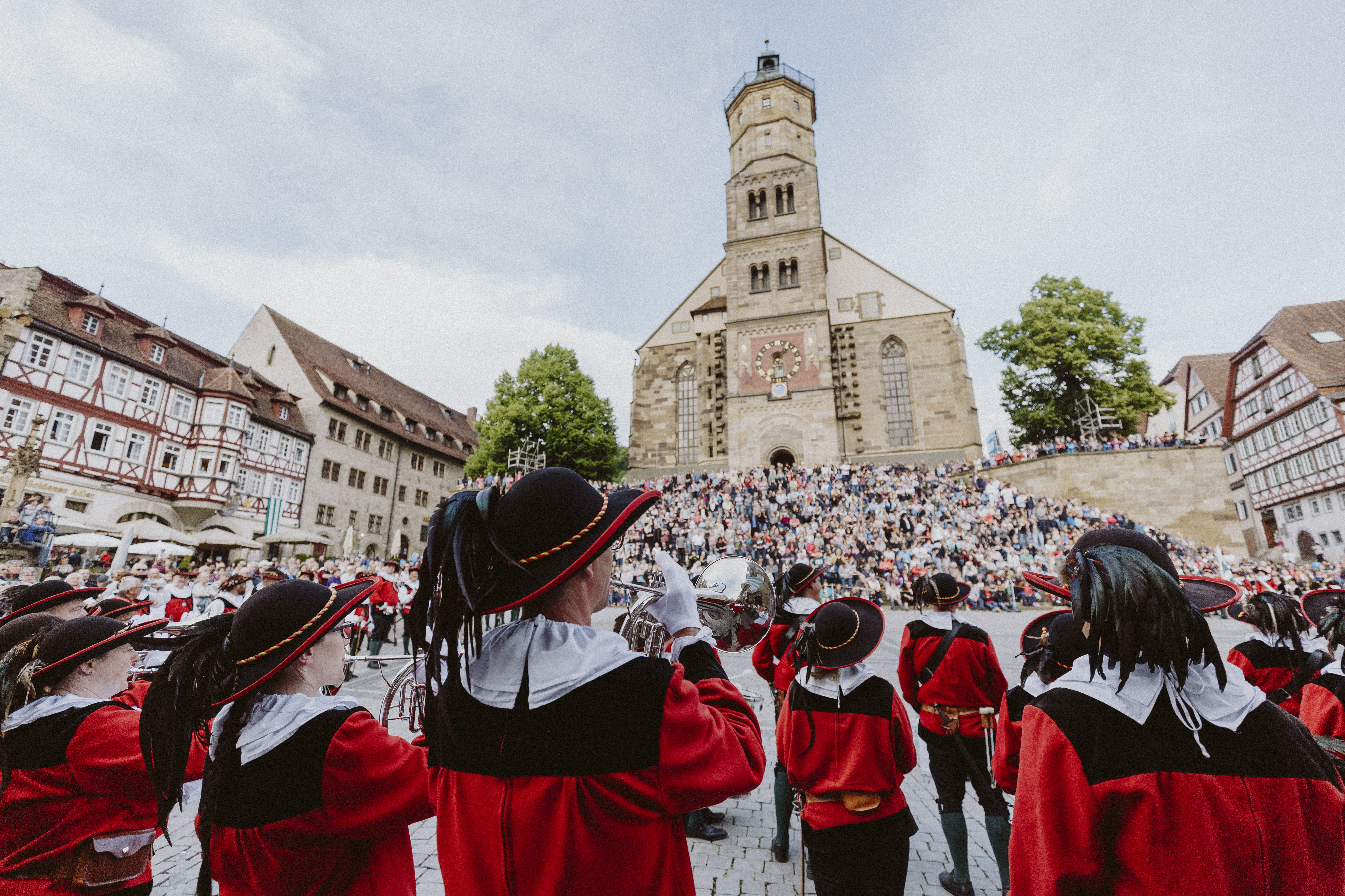 Cake and Foutain Festival. Picture: Nico Kurth.